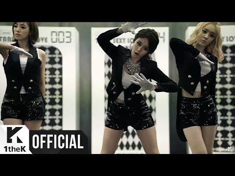 T-ARA(티아라) _ Sexy Love (Dance Ver. MV)