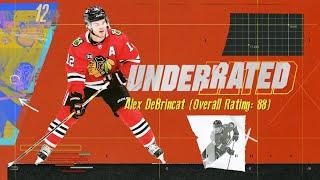 Wayne Gretzky, Nasher Challenge Alex DeBrincat to Showcase His NHL 22 Skills | Underrated