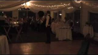 Epic Wedding Toast Fail