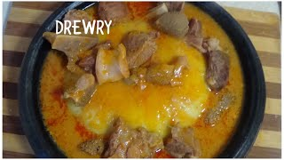 HOW TO PREPARE GHANA PEANUT SOUP