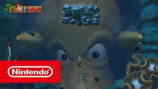 Donkey Kong Country: Tropical Freeze - Trailer