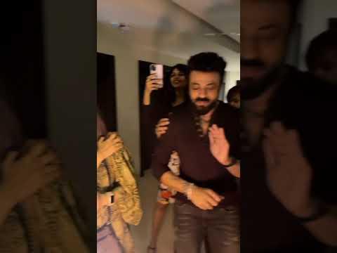 Video: Several heroines grace birthday party of actress Ramya Krishnan