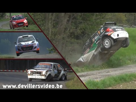 Best Of Rally 2015 | Show & Maximum Attack! [HD]
