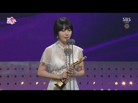 171027 제1회 서울어워즈 여우조연상 이정현(Lee Jung Hyun) CUT