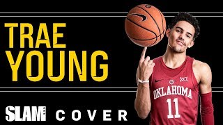 Trae Young Is The Most Exciting Show in College Basketball | SLAM Cover Shoots