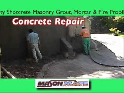 Blastcrete Building Service