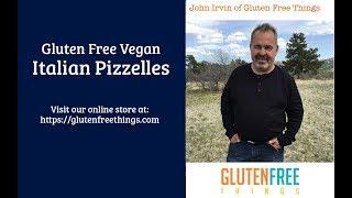 Gluten Free Vegan Pizzelle Cookies Recipe by John Irvin of Gluten Free Things