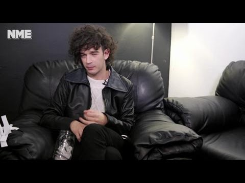 The 1975's Matty Healy plays 'Who Would You' with NME