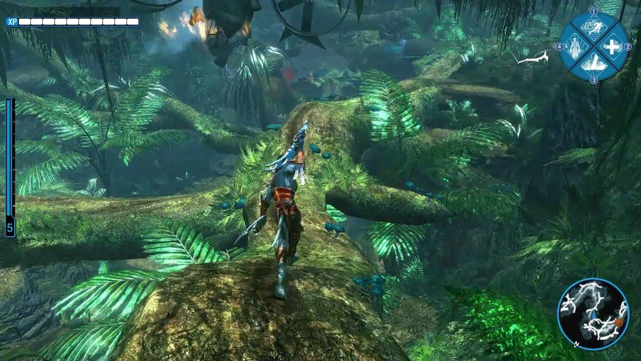 Avatar Spiel Pc