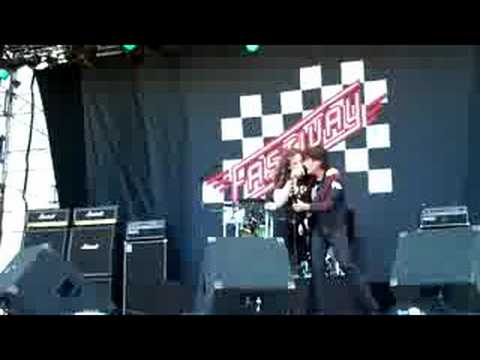 Fastway - Say What You Will - live Sweden Rock 2008