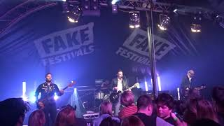 "Antarctic Monkeys ""Brianstorm"" live @ Fake Festival 2018 Gloucester Park UK"