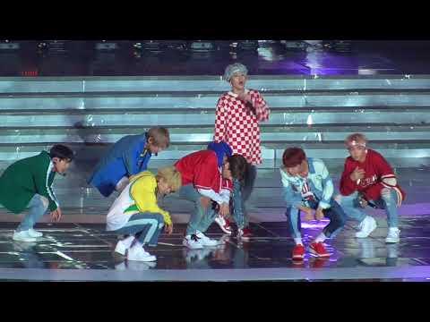 20170924 방탄소년단 (BTS) Full - MIC Drop & 불타오르네(FIRE) & DNA @대전 SF 뮤직 페스티벌
