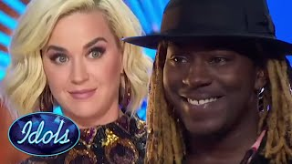 Katy Perry's Reactions Says It All About Jovin's Audition  On American Idol 2020 ! What A Voice!