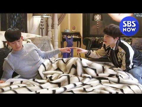SBS [별에서온그대] - E.T민준과 소년윤재