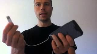 Brunton Resync, batteri og Solaris, 4 Watt solcelle