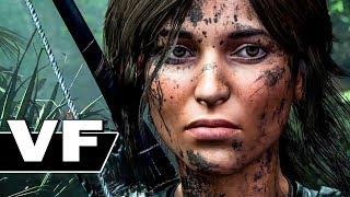 SHADOW OF THE TOMB RAIDER Bande Annonce VF (Lara Croft, 2018)