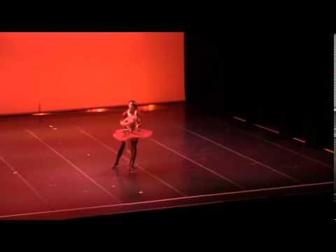 Michaela DePrince dances the Don Q Pas De Deux