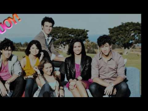 Baixar Send It On - Jonas Brothers, Miley Cyrus, Demi Lovato, Selena Gomez (Full Song+lyrics)
