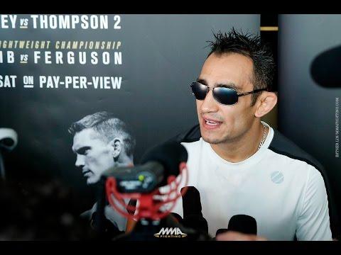 UFC 209: Najważniejsze Fakty wg Fergusona. Tony zamierza skończyć Khabiba przed czasem