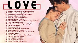 Most Classic Beautiful Love Songs Playlist 2018 - Greatest Nonstop Love Songs Collection