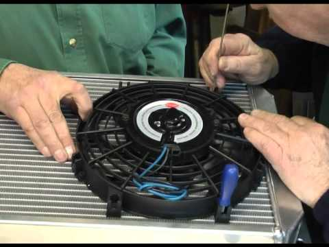Engine Cooling Using The Kenlowe Electric Fan Electric