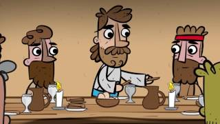 The Story of Easter (The Last Supper)