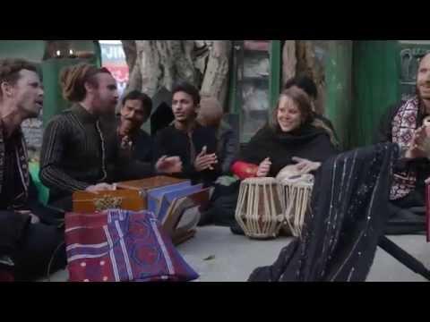 Marco Iacobelli - Shahbaz Qalandar - Qawwali journey to Sehwan Sharif with Fanna-Fi-Allah