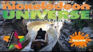 Mall of America Nickelodeon Universe Tour And Review