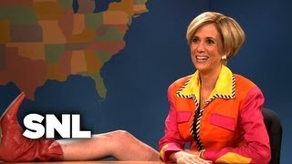 Weekend Update Thursday: Suze Orman - Saturday Night Live