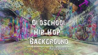 OldSchool Hip Hop Background (AudioJungle)