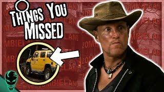 26 Things You Missed In Zombieland (2009)