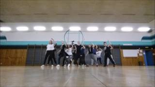 Can't stop the feeling choreo - Campus Sports Besançon - Nadia K
