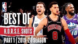 Best of H.O.R.S.E. Shots | Part 1 | 2019-20 NBA Season