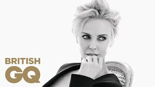 Why Charlize Theron is the Best Woman to Photograph on Earth | British GQ