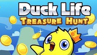 I AM DONALD THE CHICKEN! | Duck Life: Treasure Hunt | Fan Choice Friday