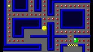 Amiga Game: Super Pacman '92