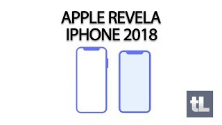 ¿Apple revela iPhone 2018?