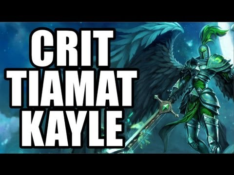 Siv HD's Critamat Kayle Guide