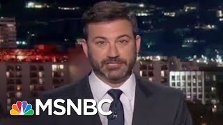 Jimmy Kimmel: These Guys Won't Tell The Truth So I Have To | The Last Word | MSNBC