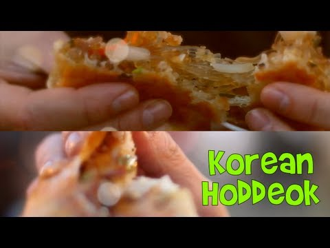 Korean Hoddeok