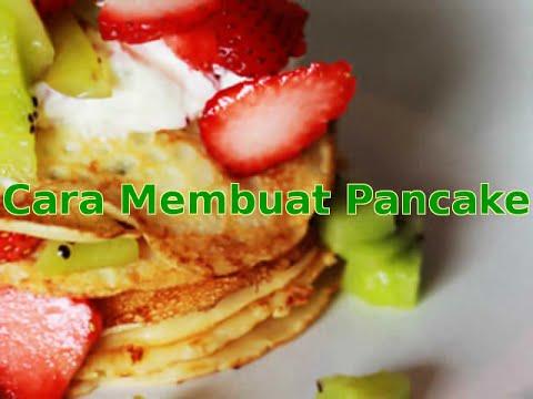 Gambar Cara Membuat Pancake