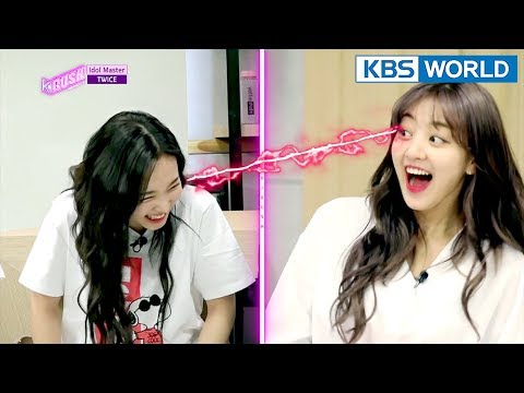 Idol Master - TWICE [KBS World Idol Show K-RUSH3 / ENG,CHN / 2018.04.27]