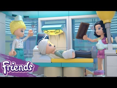 Lego Friends - Ethanova nehoda