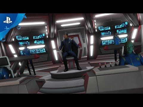 Star Trek Online Game Ps4 Playstation