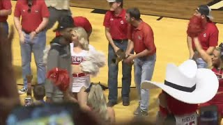 Replay: Texas Tech welcome home event for men's basketball