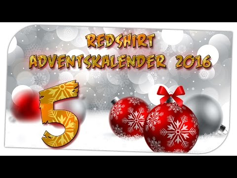Redshirt Adventskalender 2016 - Tür #05