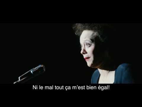 Edith Piaf   Non, Je Ne Regrette Rien Lyrics