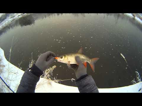 ловля рыбы на реке исеть