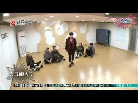 Gikwang Showing off  beast's dances