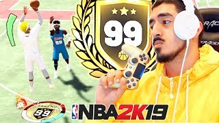 NBA 2K19 is too easy for me at 99 overall...